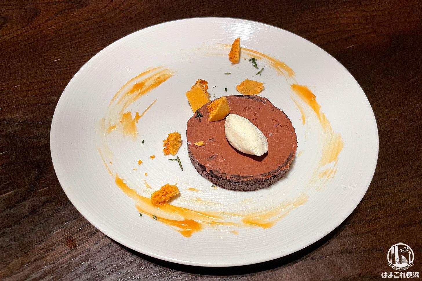 ローズマリー風味のチョコレートブディーノ