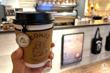ボンズローストコーヒーのカフェラがやっぱり美味!横浜駅で珈琲テイクアウト