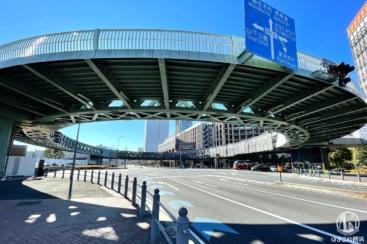 横浜・新港サークルウォークにエスカレーター!新港ふ頭客船ターミナルを繋ぐデッキは検討中