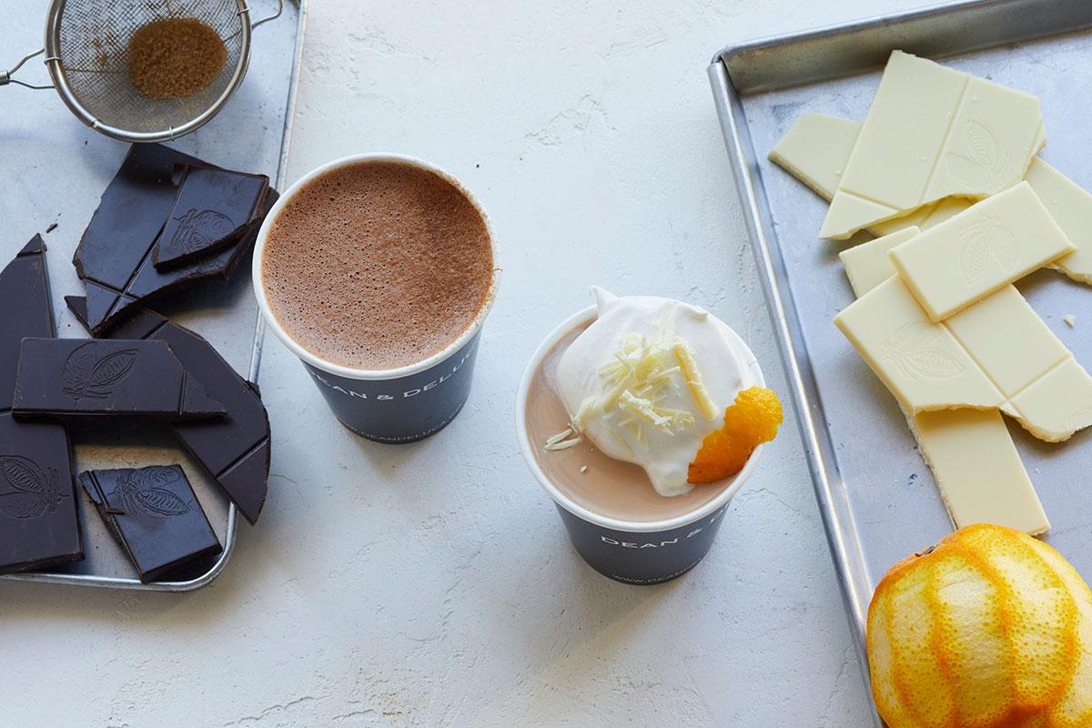 ディーンアンドデルーカに「チョコレート仕立てのデザートティー」登場!シァル横浜