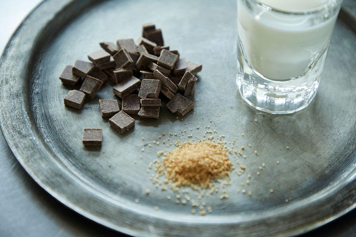 チョコレートチャイ