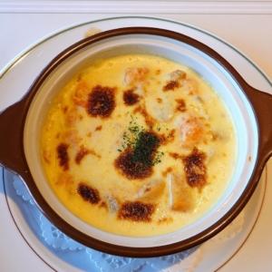 ホテルニューグランド「ザ・カフェ」のシーフードドリアはホテル伝統・発祥の味!
