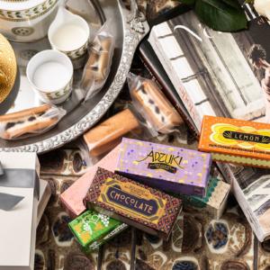 かをり、洋菓子ブランド「フフナーゲル」創設!高級バタークリームサンド各種