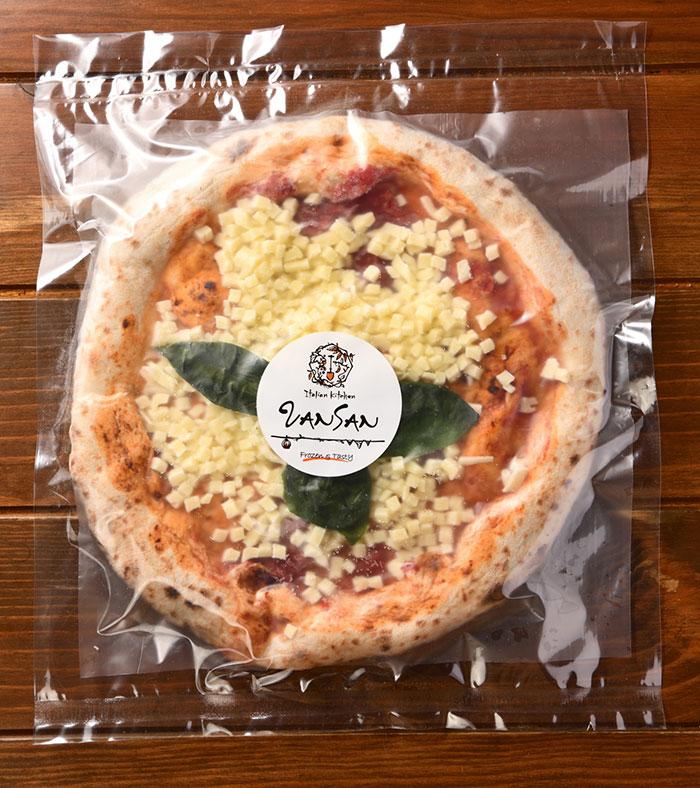 冷凍ピッツァ チーズラバーマルゲリータ