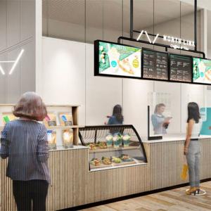神奈川大学みなとみらいキャンパスにカフェ「ノースリンクコーヒー&ティー」オープン!