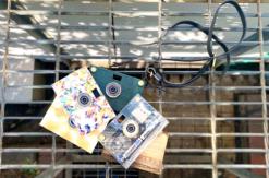 横浜高島屋に大人のデジタルトイカメラ「ペーパーシュート」初登場!カバーは30種類以上