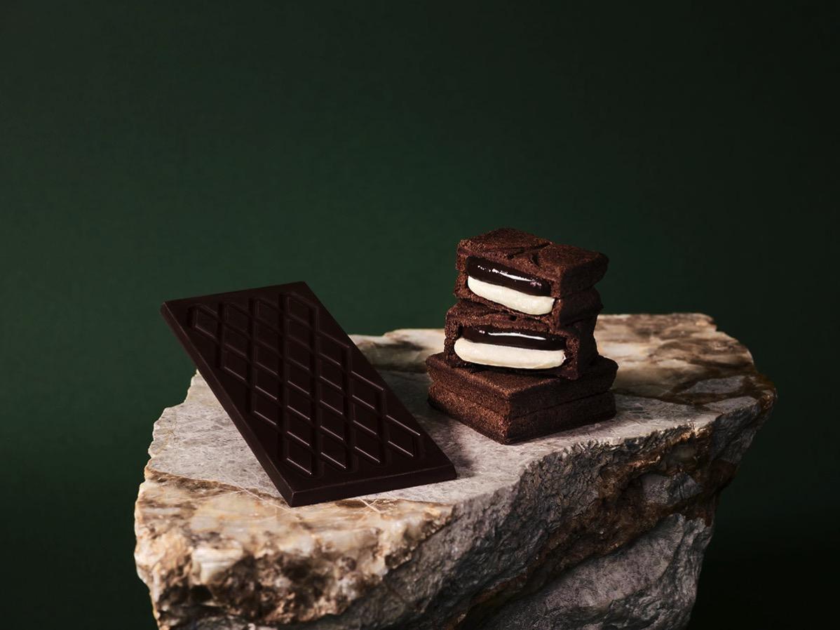 バターサンド〈MAROU チョコレート〉&タブレット