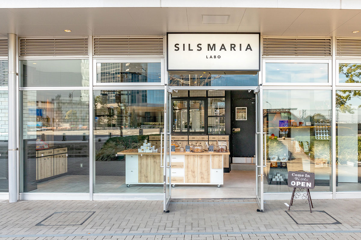 シルスマリアラボ、横浜みなとみらいでラボ限定商品やオーダーメイドケーキなど展開!