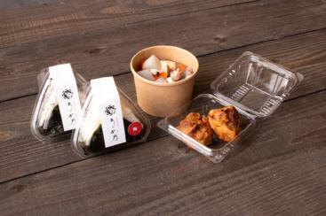 おにぎりカフェ うめ乃が横浜市役所内「ラクシス フロント」に移転オープン!