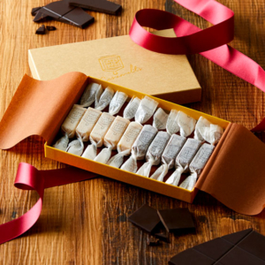 横浜キャラメルラボ「濃厚ショコラの生バターキャラメル」バレンタイン限定販売!