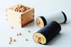 横浜ロイヤルパークホテルから恵方巻に見立てたロールケーキ「恵方巻きロール」登場!