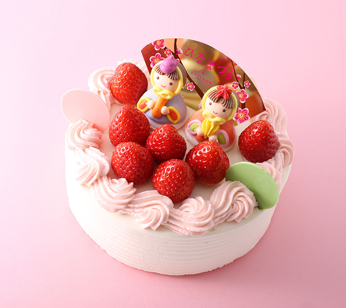 アンテノール、ひなまつり限定ケーキ販売!そごう横浜店