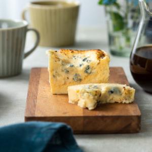 生ブルーチーズケーキ専門店「青」横浜みなとみらいに初上陸!大人のチーズケーキ