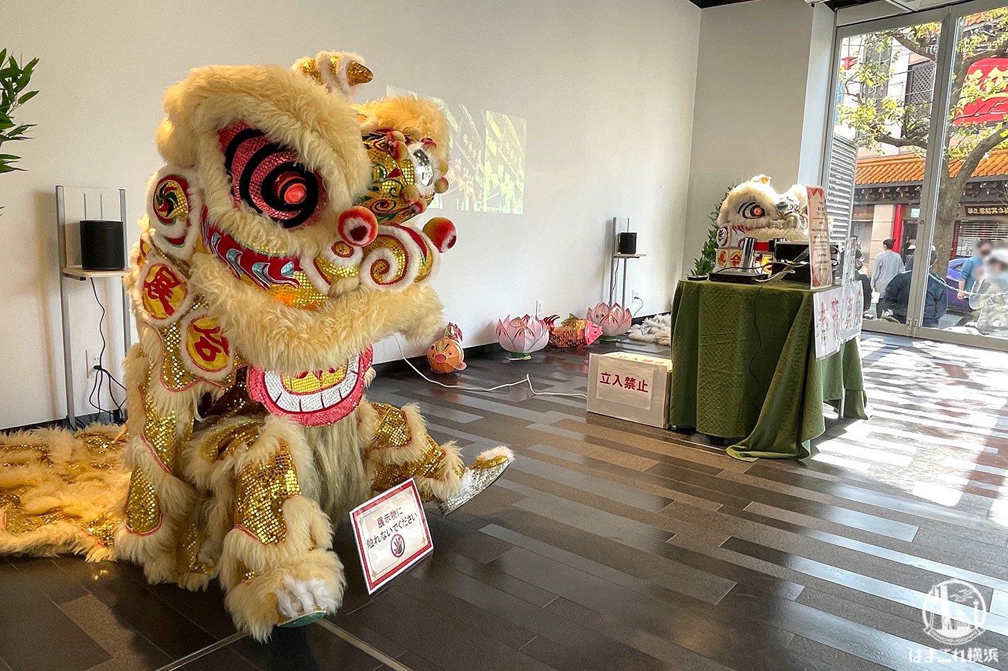 ChinaTown80の獅子