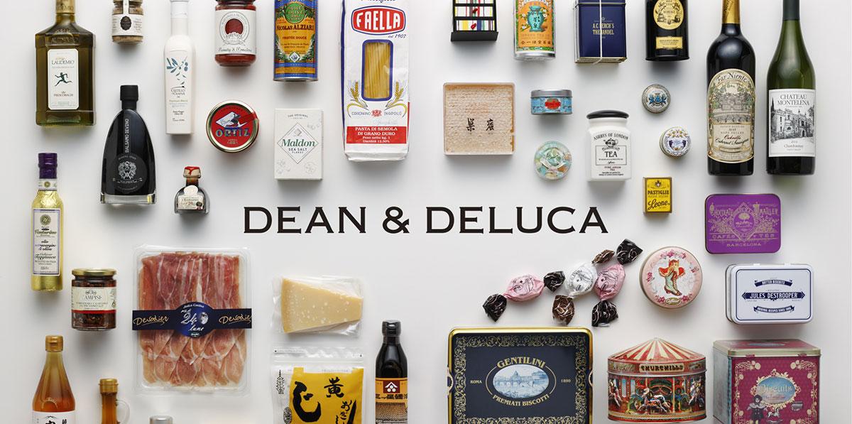DEAN & DELUCA「Amazon」で販売開始!おいしさをより一層身近に