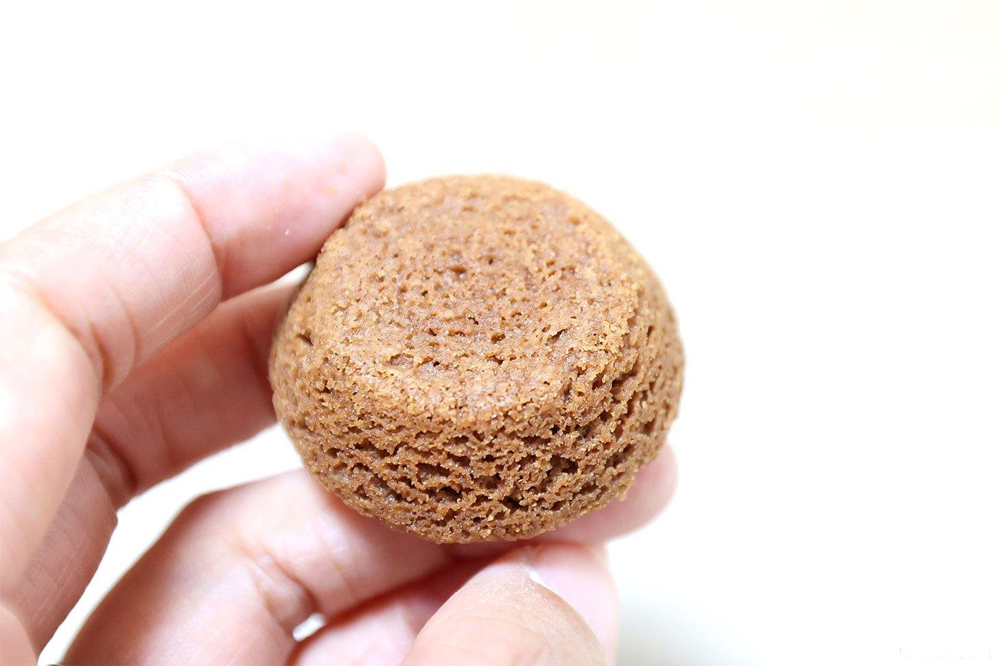 防災スイーツ「チョコレートガレット」