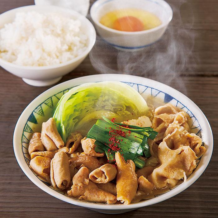 豚汁専門店「ごちとん」にもつ煮込み豚汁定食新登場! 横浜ジョイナス