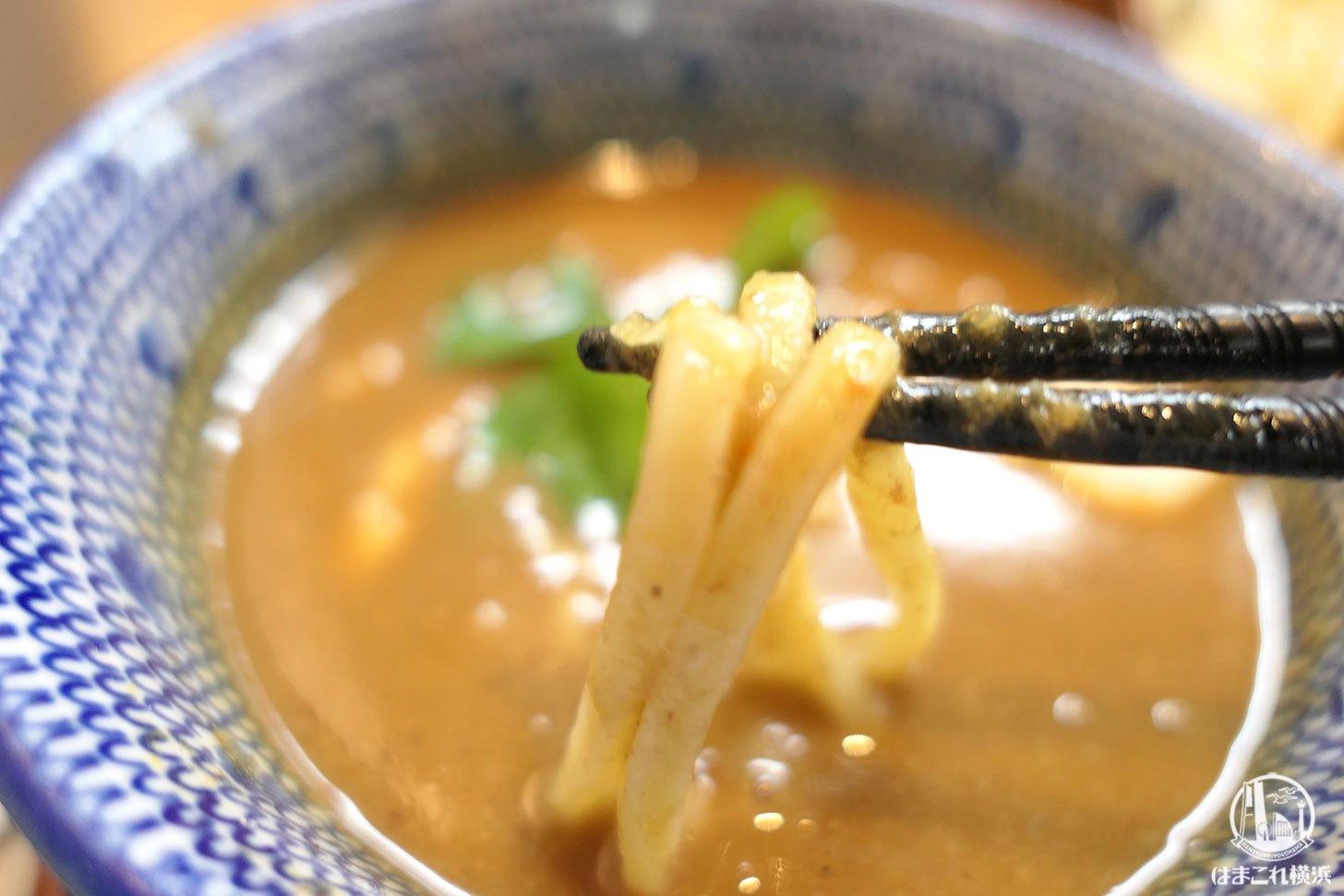 鶴嶺峰つけ麺 幕内(並)