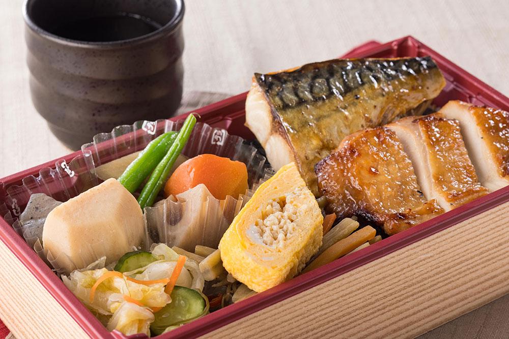 海苔幕の内弁当(税込1,000円)