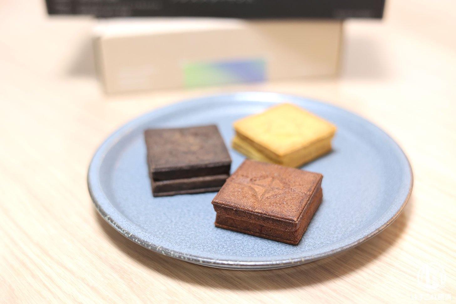 プレスバターサンド横浜高島屋でマルゥと黒のバターサンド購入・食べ比べ!