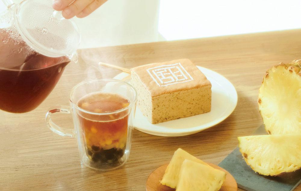 台湾甜商店に台湾カステラ「甜アールグレイカステラ」登場!台湾茶×フルーツの水果茶も