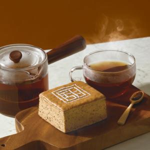 台湾甜商店に台湾カステラ「甜アールグレイカステラ」台湾茶×フルーツの水果茶も