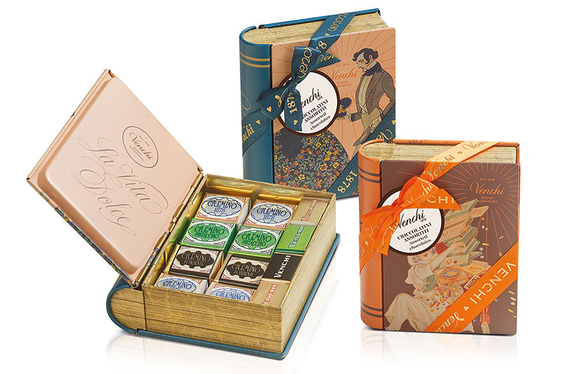 ミニブック缶 4グラフィックス 3,780円(税込)全4柄