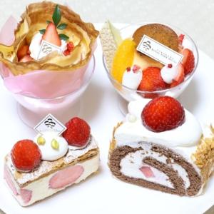横浜ロイヤルパークホテル「コフレ」苺スイーツ充実!おうちカフェ彩るいちごフェア