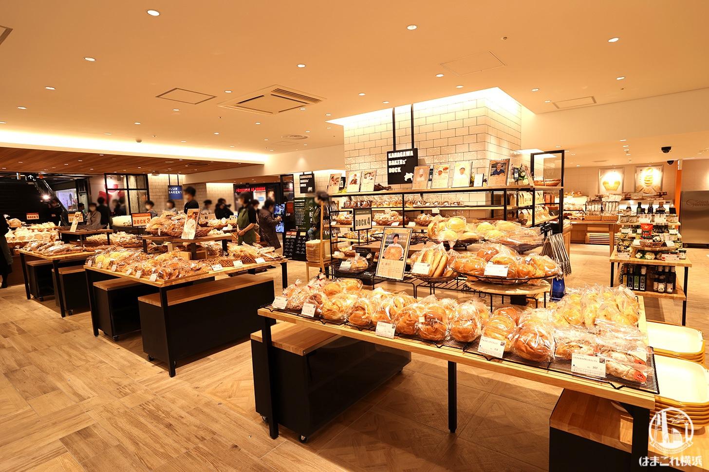 横浜高島屋「ベーカリースクエア」お披露目!横浜限定など気になるパンをチェックしてきた