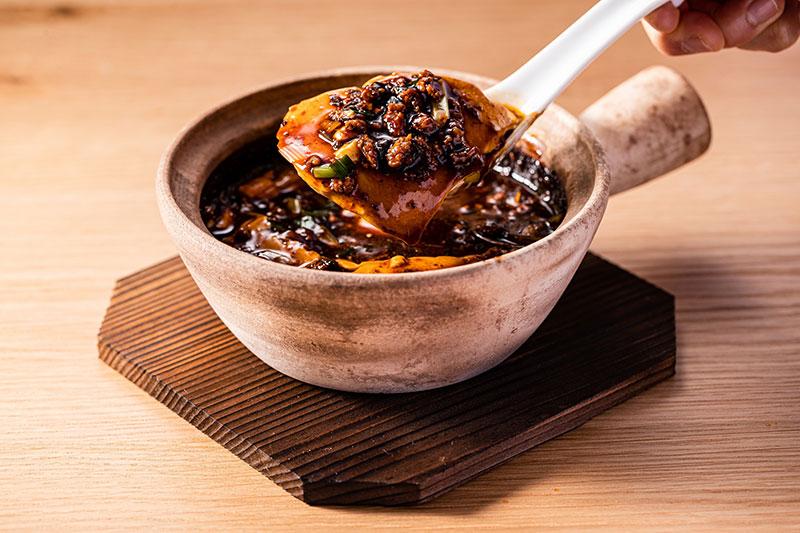 ブリル特製おぼろ麻婆豆腐