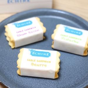 エシレのサブレサンドは口溶け濃厚バタークリーム魅力的!横浜高島屋の3種食べ比べ