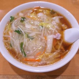 玉泉亭(ぎょくせんてい)サンマーメン横浜ポルタで!神奈川県のご当地麺・ご当地ラーメン