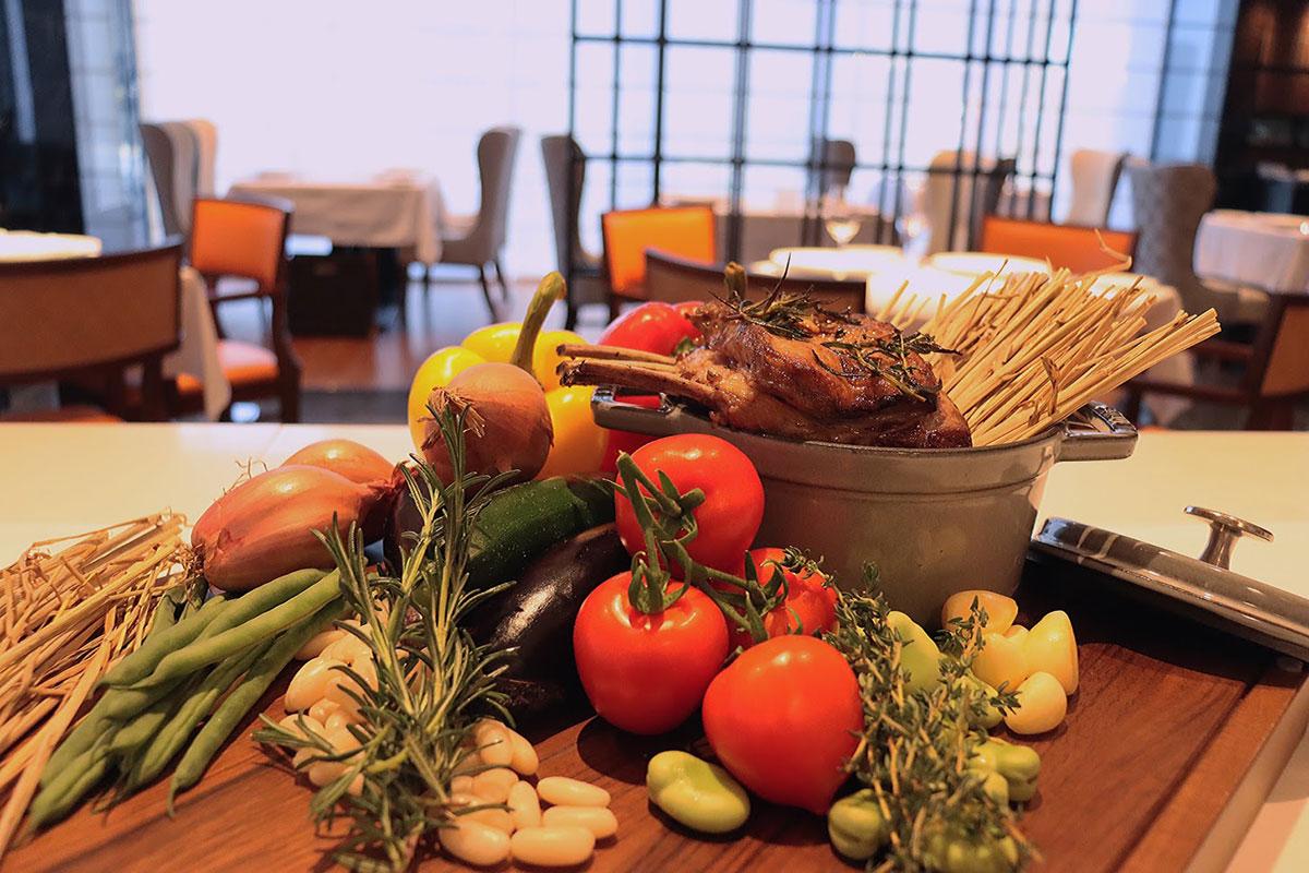 ハイアットリージェンシー横浜「プロヴァンスフェア」南フランス香る料理をコースで!