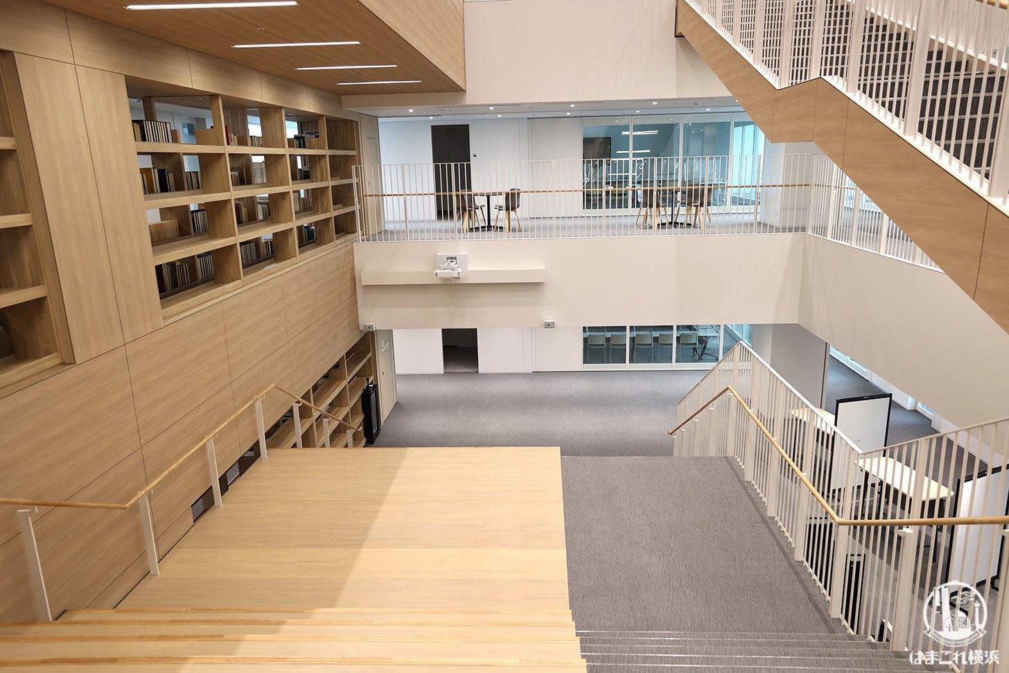 研究室と演習室