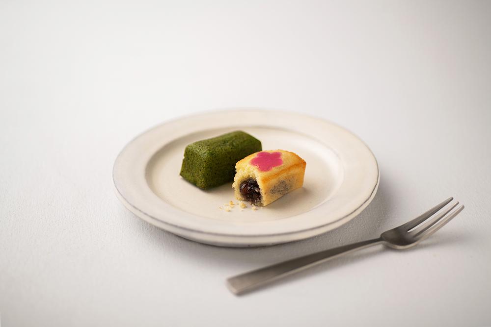 anフィナンシェ プレーン&抹茶