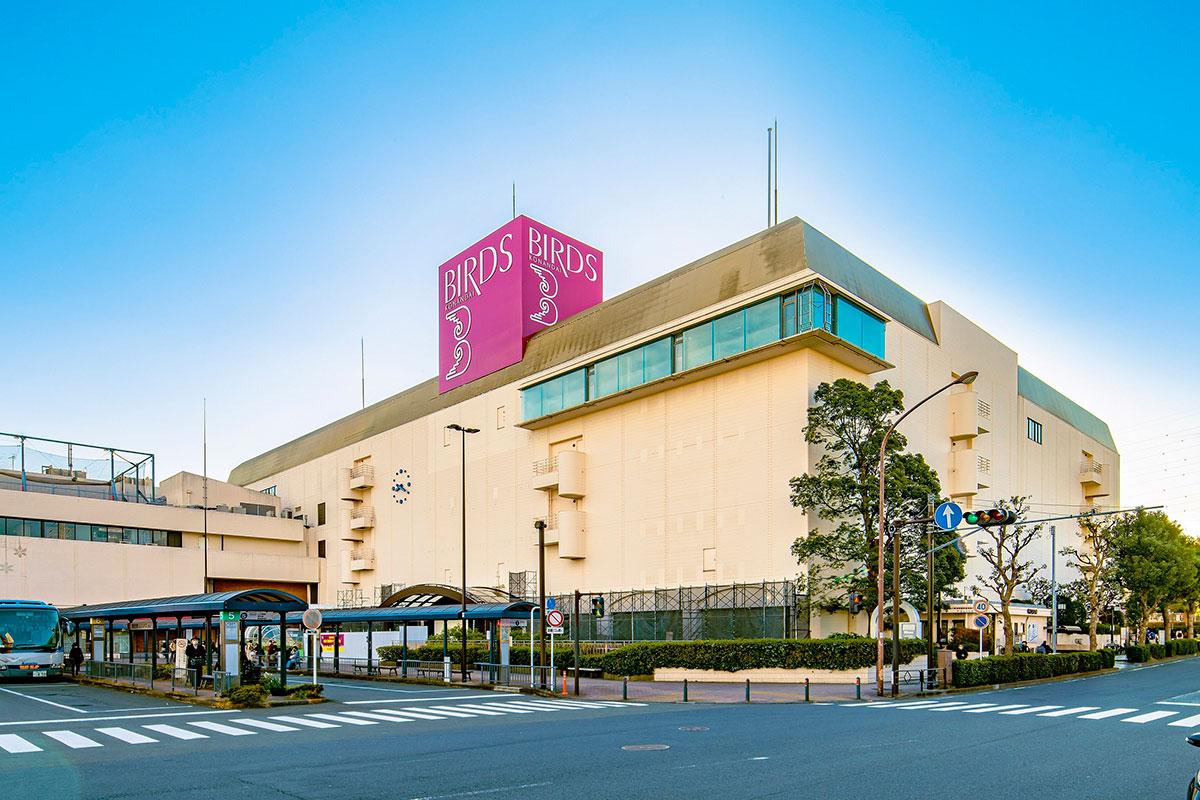横浜・港南台バーズがリニューアル!室内遊び場の新設やバーズテラスに屋上遊び場・バーベキュー場