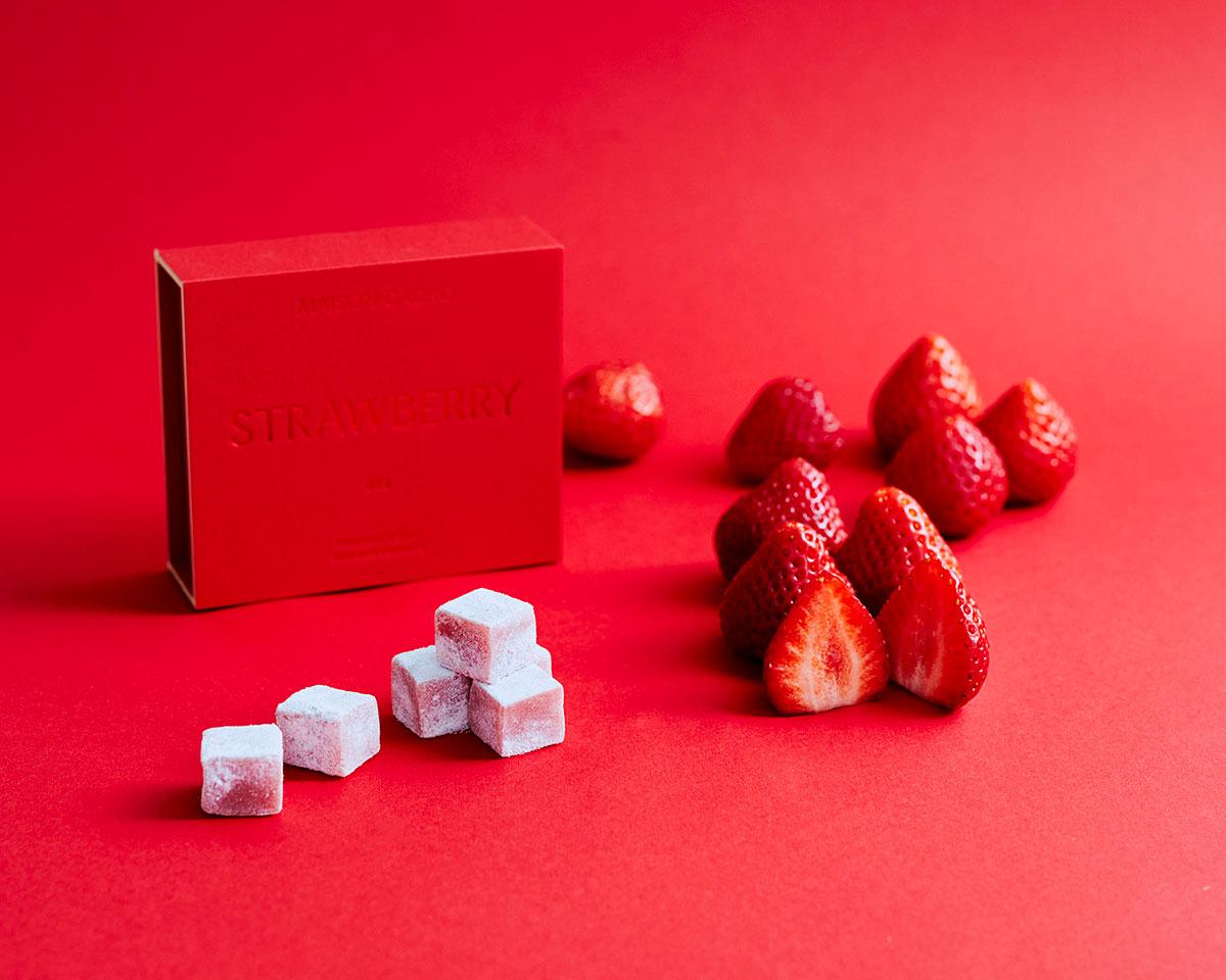 アロマ生チョコレート STRAWBERRY