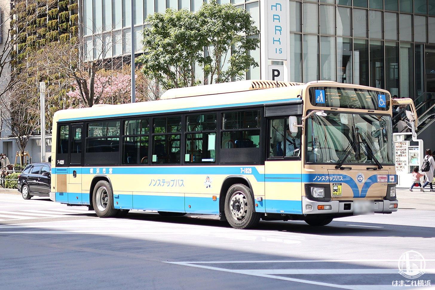 みなとみらいループバス