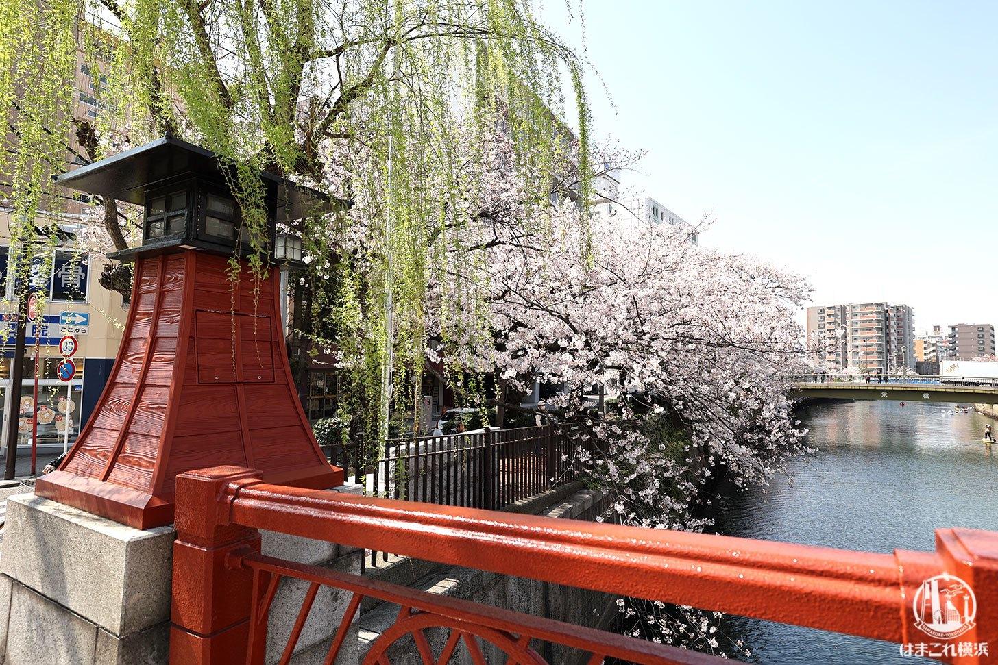 太田橋(赤い橋)