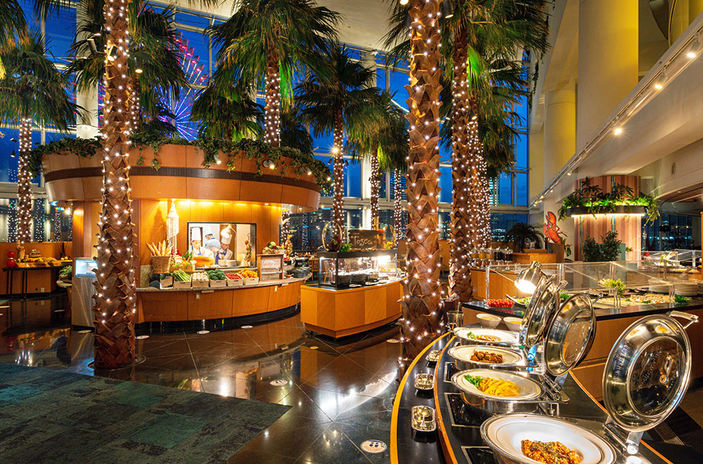 横浜ベイホテル東急、北海道テーマのディナーブッフェ開催!北の大地の恵み充実