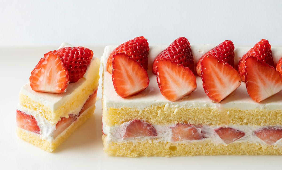 佐賀県産 いちごさんショートケーキ