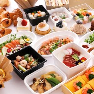 横浜ロイヤルパークホテル「コフレ」デリカ&ラウンジに!惣菜商品充実