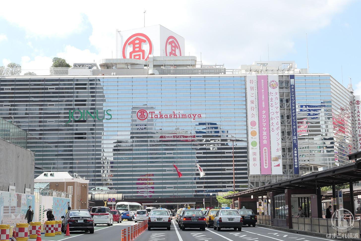 横浜高島屋、緊急事態宣言解除でフーディーズポート2など営業時間変更