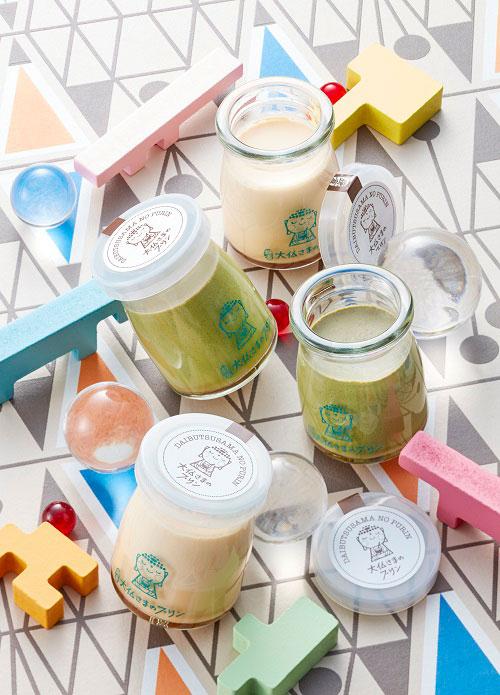 鎌倉に「大仏さまのプリン」誕生!地元素材で作り上げるご当地プリン専門店