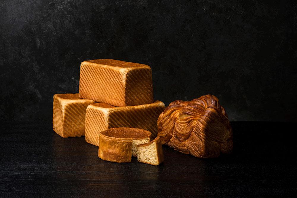 プレミアム食パン麦と酪