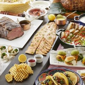"""横浜ロイヤルパークホテル「シリウス」で""""世界食の旅""""第2弾!ヨーロッパと北中米の代表的料理"""