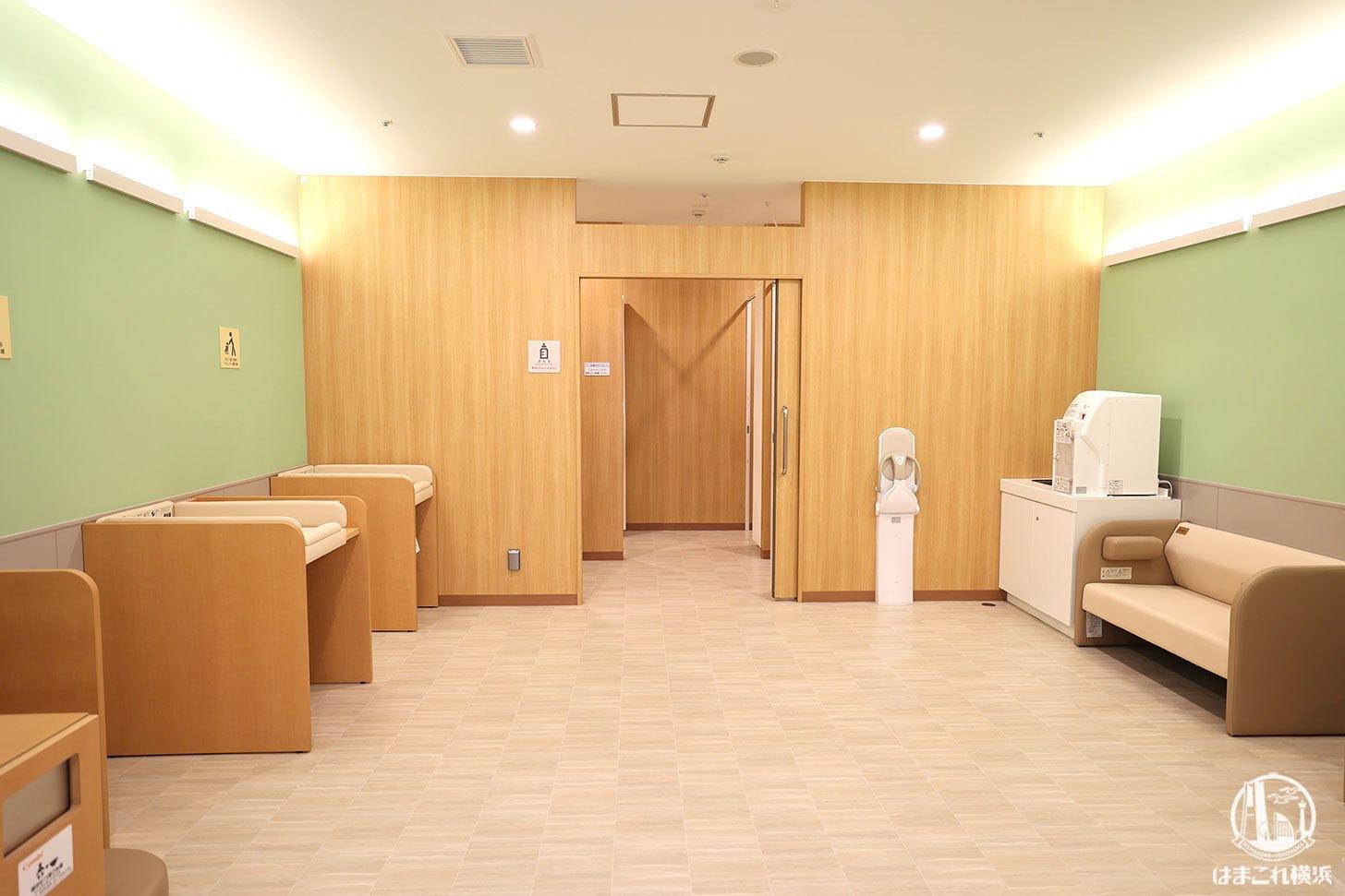 ベビー休憩室