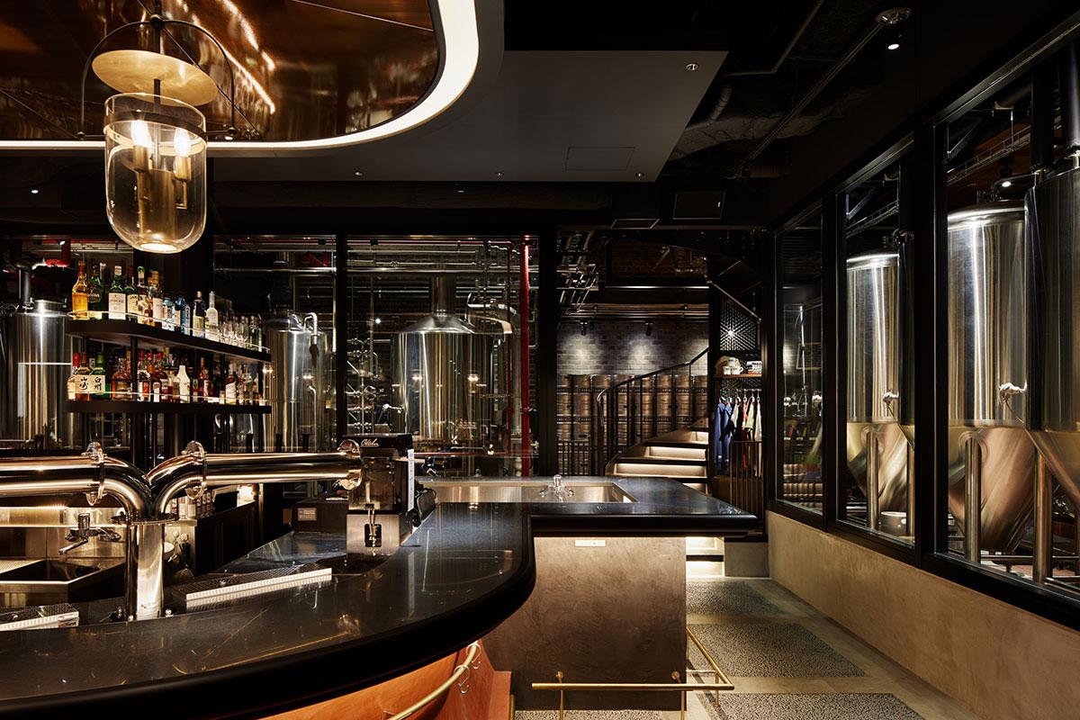 横浜ハンマーヘッド醸造所でクラフトビール「ゴッドゾーン ビート ペールエール」発売!