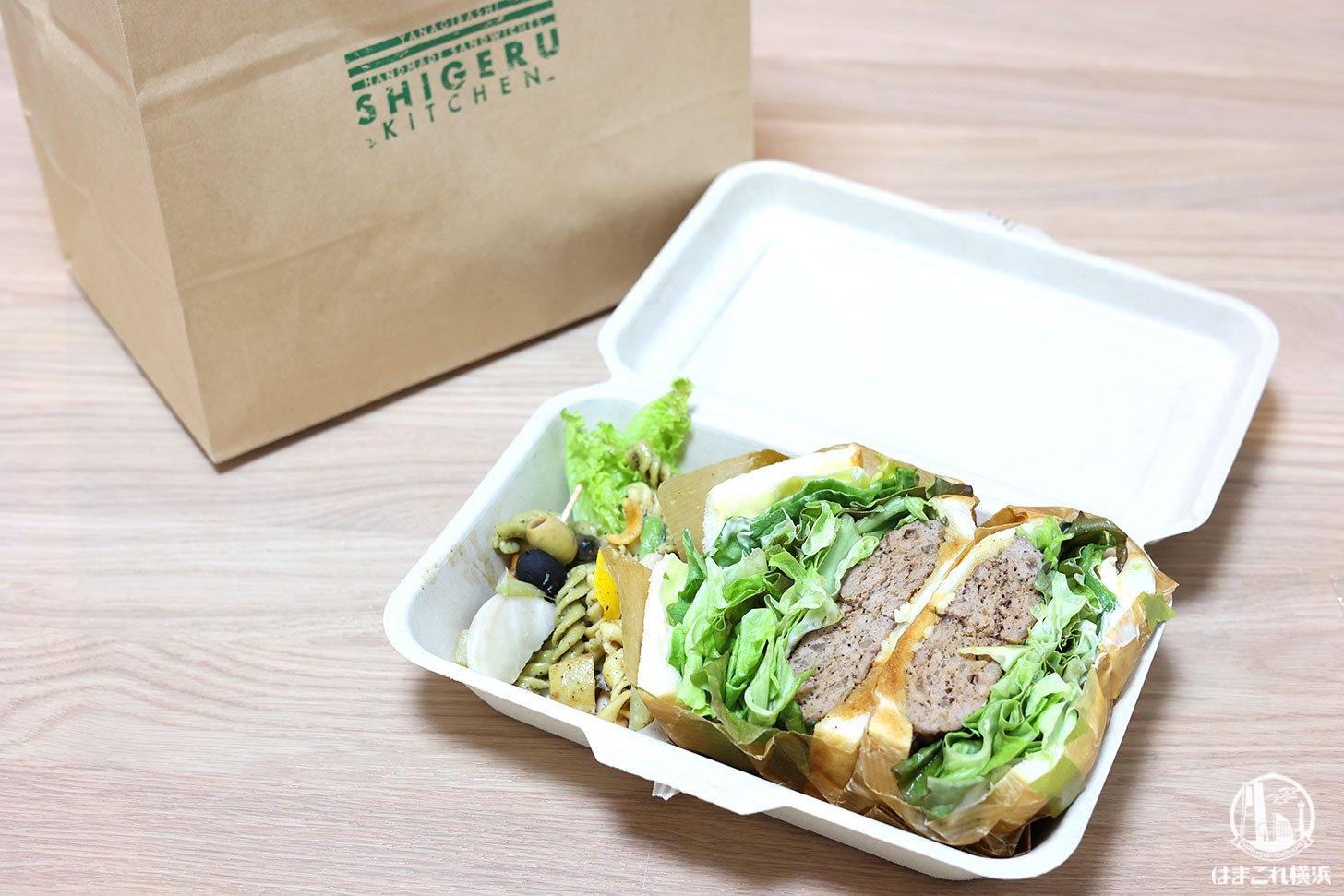 Torishige Tsukune 鳥茂つくねサンドイッチ テイクアウト