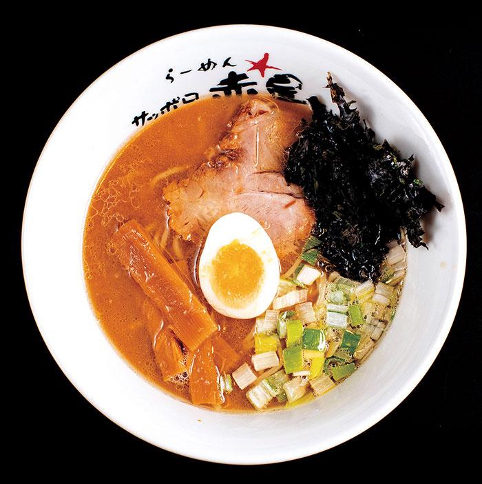 北海道札麺